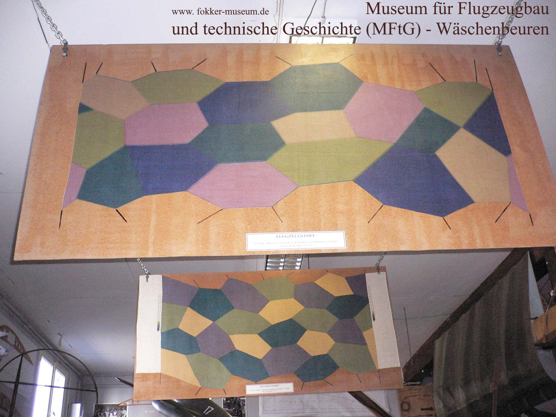 Museum für Flugzeugbau und technische Geschichte - Station 15 Fliegendes
