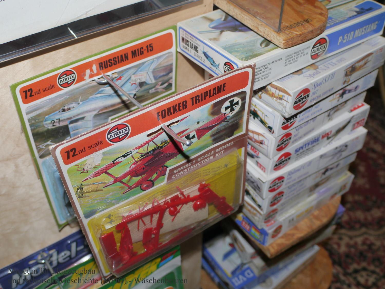 Museum für Flugzeugbau und technische Geschichte - Station 20 Modellbau