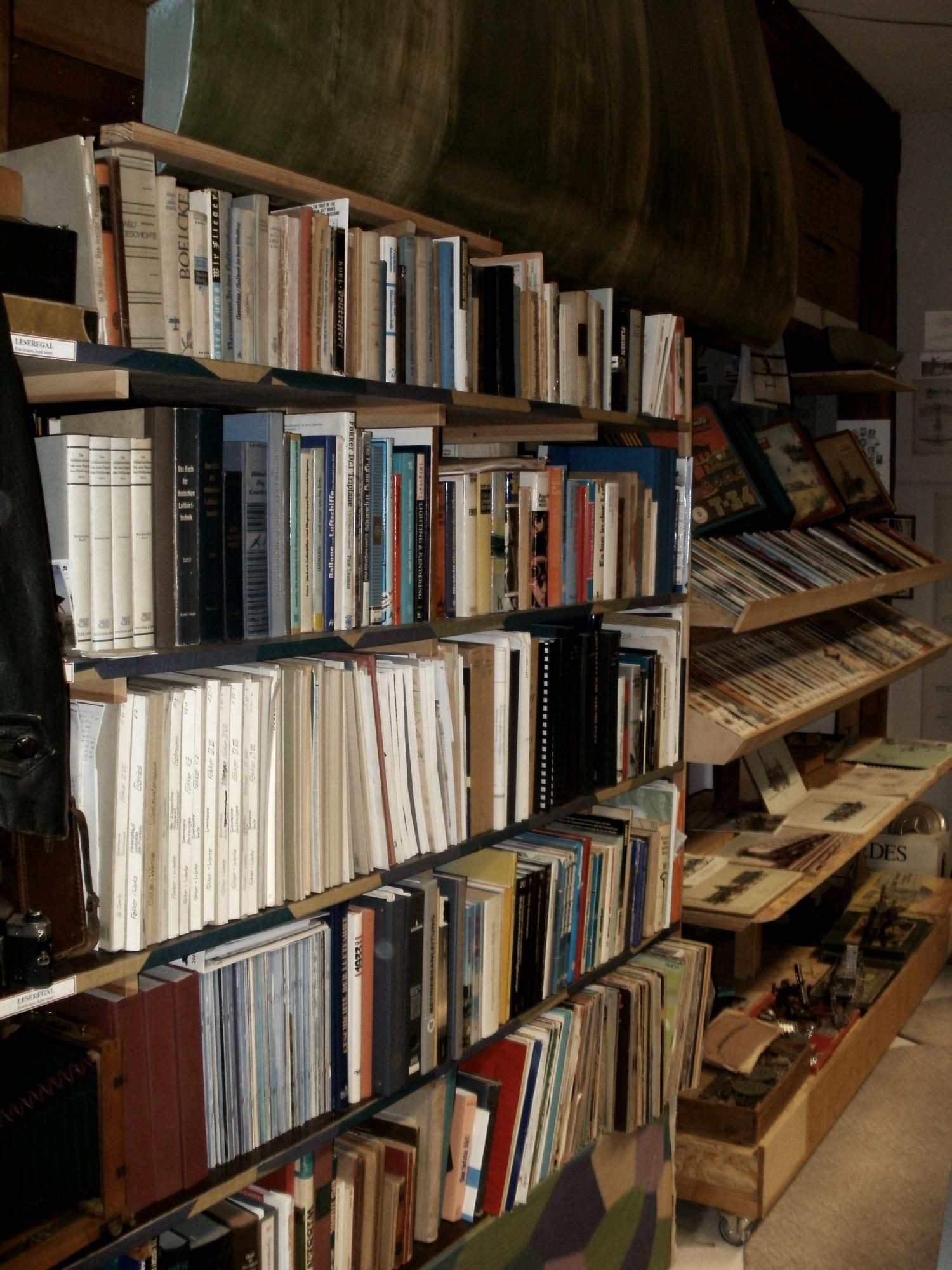 Lesen: Auch eine schöne Freizeitbeschäftigung