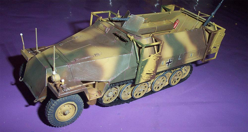 Tamiya Sd Kfz 251 in 1/35