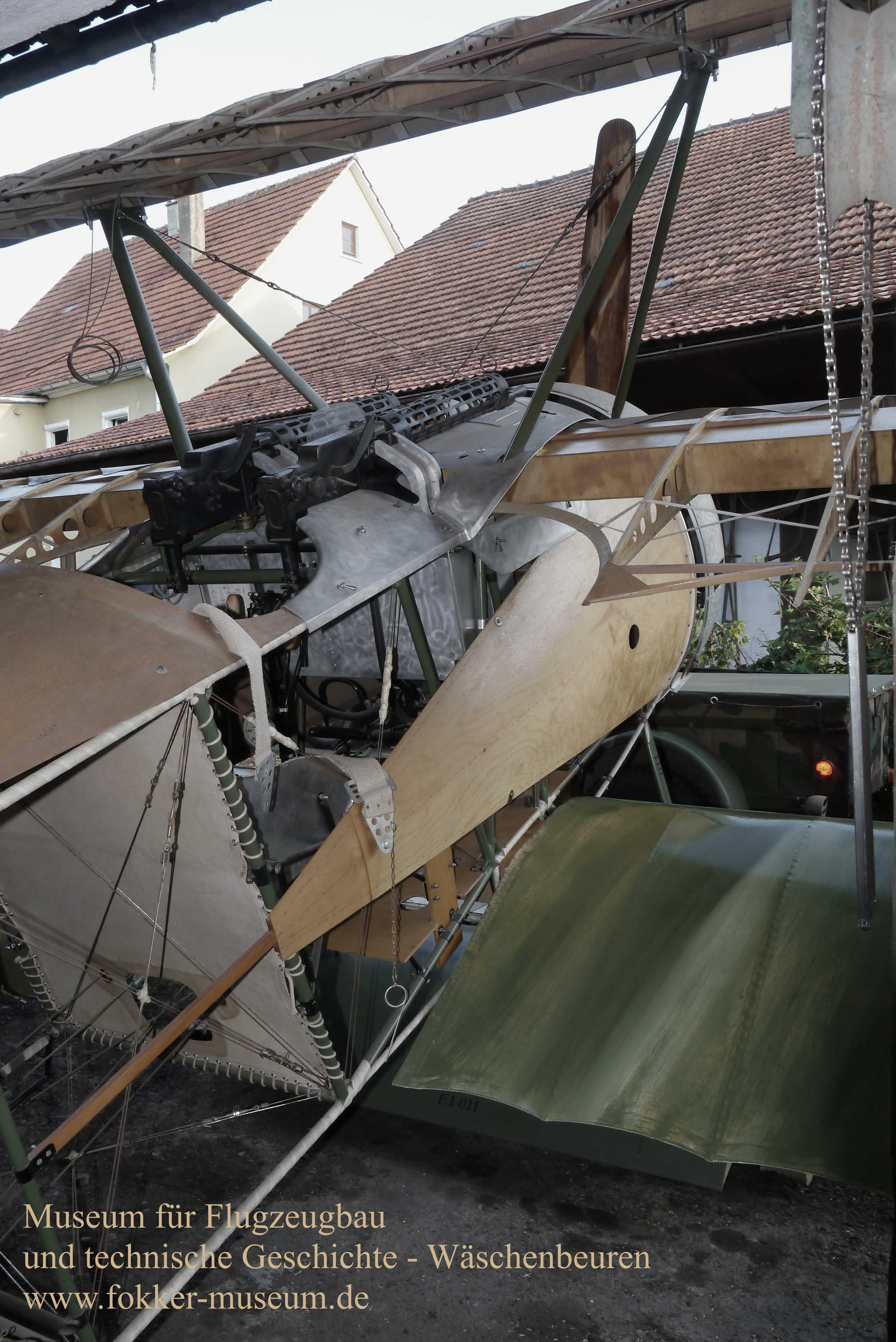 Engels E.1 (Fokker Dr.I)