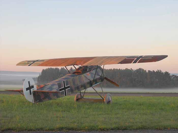 Engels E.6 (Nachbau der Fokker D.VIII)