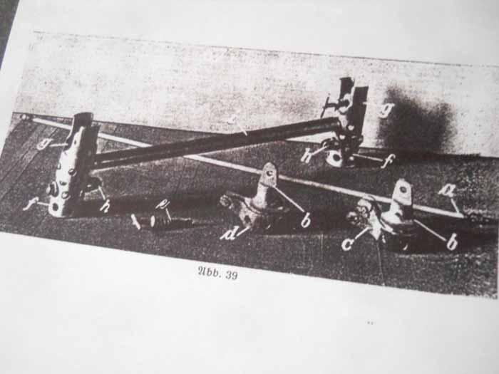 Engels E.2 (Pfalz D.III) - Seitenruderbau