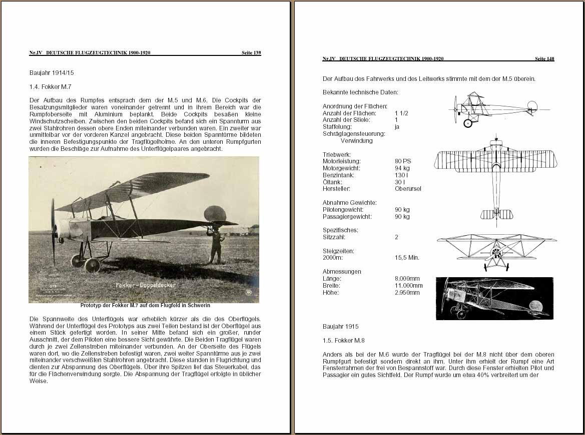 FokkerundseineFlugzeugeSeite140klein.jpg (175821 Byte)