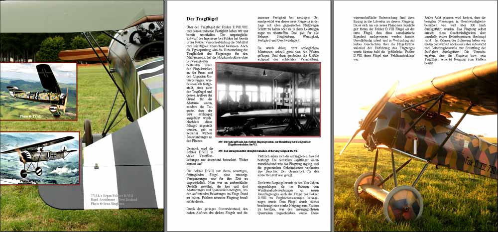 Fokker D.VII - In Detail Pages 149-151