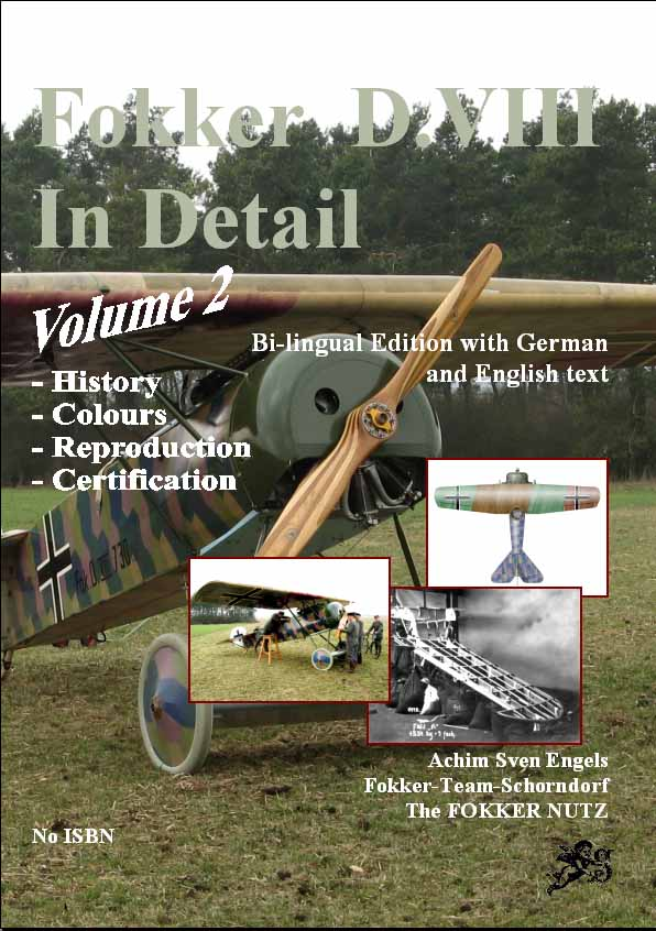 Volume 2 - History, Colours, Reproductions, Certification