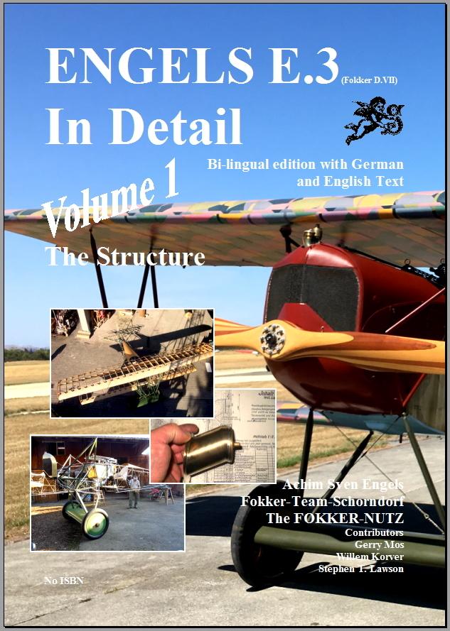 Engels E.3 (Fokker D.7) - Deckblatt/Cover Image